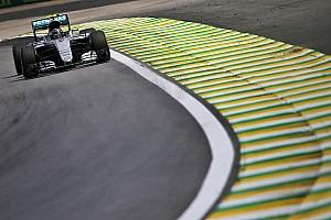 F1 Reporte de prácticas FP3 GP Brasil: Rosberg superó a Hamilton por 0.093s