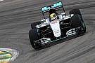 Гран При Бразилии: предварительная стартовая решетка