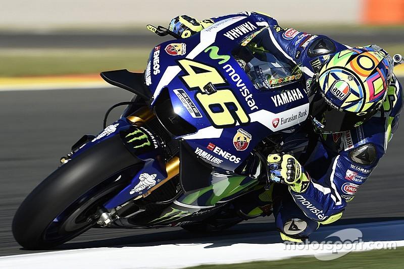 """Rossi: """"Lorenzo, Márquez y Viñales son más rápidos que yo"""""""