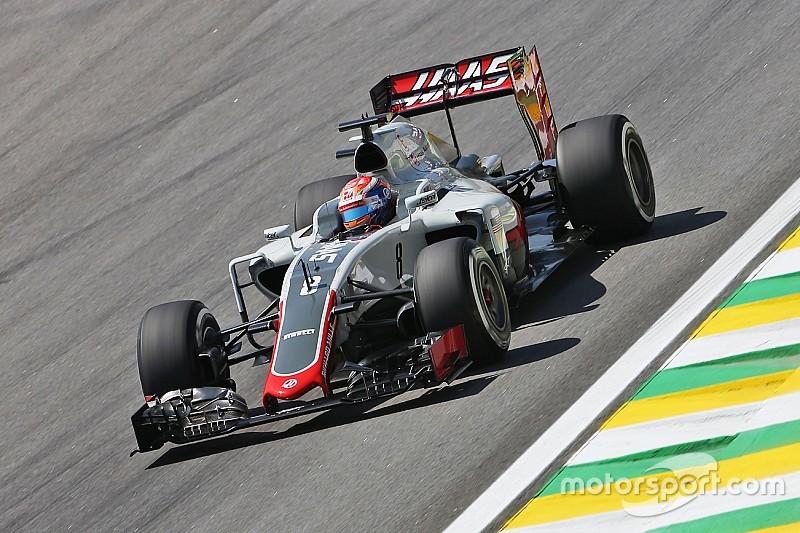 """Grosjean na zevende tijd in kwalificatie: """"Q3 kwam onverwacht"""""""