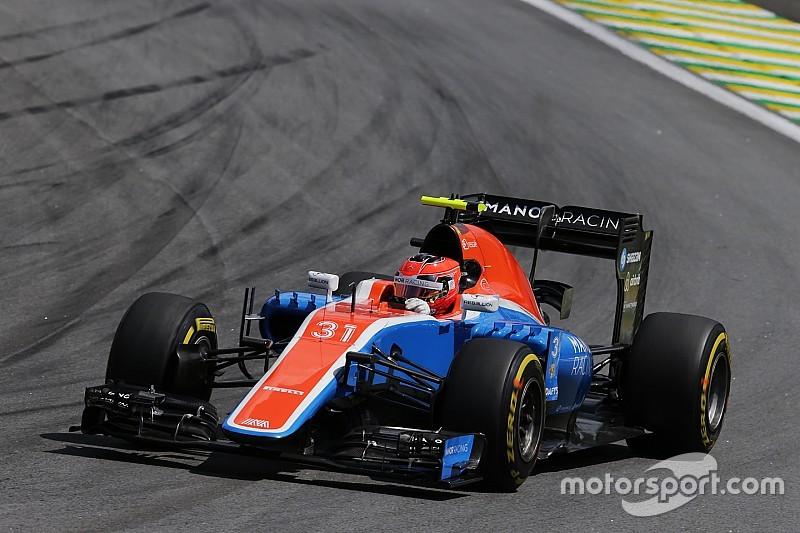 【F1】オコン、予選中のアタック妨害で決勝は最後尾スタートへ