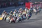 Moto3 Moto3 in Valencia: Binder gewinnt nach sensationeller Aufholjagd