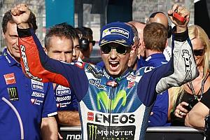 MotoGP Репортаж з гонки Гран Прі Валенсії: Кар'єру із Yamaha Лоренсо завершив неперевершеною перемогою