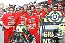 """Iannone: """"A Lorenzo le dejo la Ducati en el podio"""""""