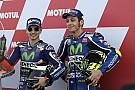 "Rossi: ""A Lorenzo le deseo mucha suerte en Ducati"""