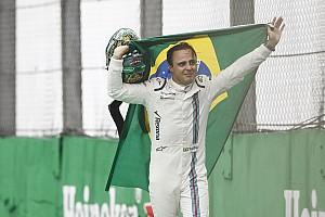 Formule 1 Réactions Un hommage hors du commun rendu à Massa... en pleine course!