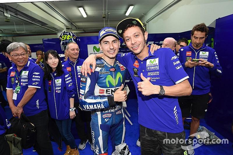 Альянс Россі і Лоренсо дозволив Yamaha перемогти у командному заліку