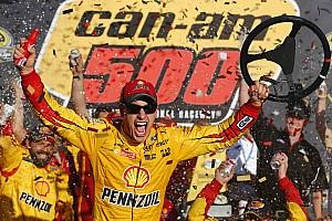 NASCAR Cup Gara A Phoenix trionfa Joey Logano: potrà giocarsi il titolo a Homestead!
