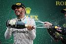 Hamilton és Rosberg együtt tombolt Brazíliában