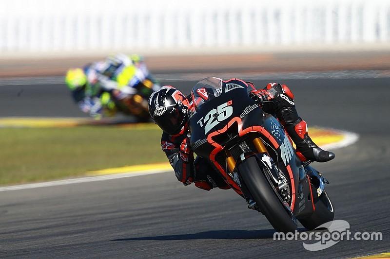 Viñales y Lorenzo, colosales en su debut con Yamaha y Ducati