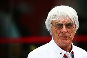 F1 Noticias de última hora Ecclestone pide al Grupo de Estrategia cambiar el reglamento de la F1