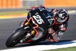 MotoGP Laporan tes Tes Valencia: Vinales kembali menjadi yang tercepat