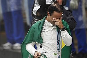 Formule 1 Chronique Chronique Massa - Un GP du Brésil émouvant que je n'oublierai jamais