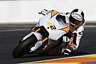 【MotoGP】リンス、テストでのクラッシュで脊椎2カ所負傷。次回テスト欠場決定