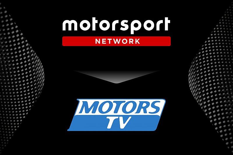 Motorsport赛车新闻网络平台收购Motors TV