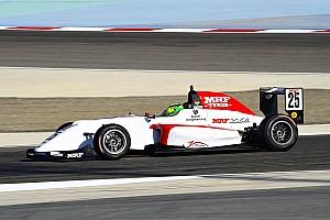 Indian Open Wheel Jelentés a versenyről Mick Schumacher-győzelem Bahreinben, az F1-es versenypályán