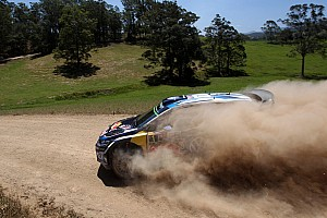 WRC Rapport d'étape La lutte fait rage entre Mikkelsen et Ogier