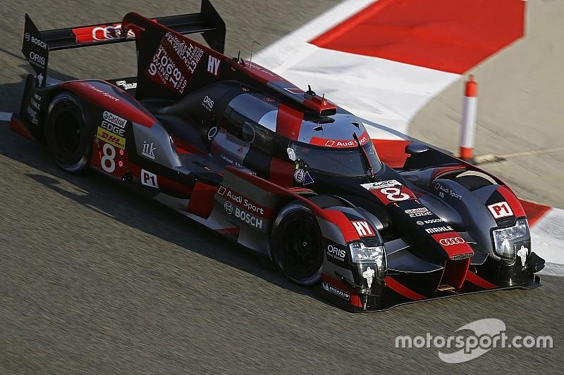 Audi закончила участие в WEC победным дублем