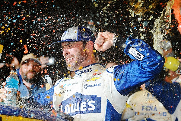 NASCAR Cup Jimmie Johnson gana su séptima corona de NASCAR