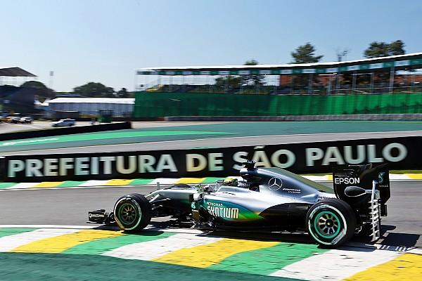 F1 【F1ブラジルGP】技術分析:メルセデス、来年に向けてデータ収集