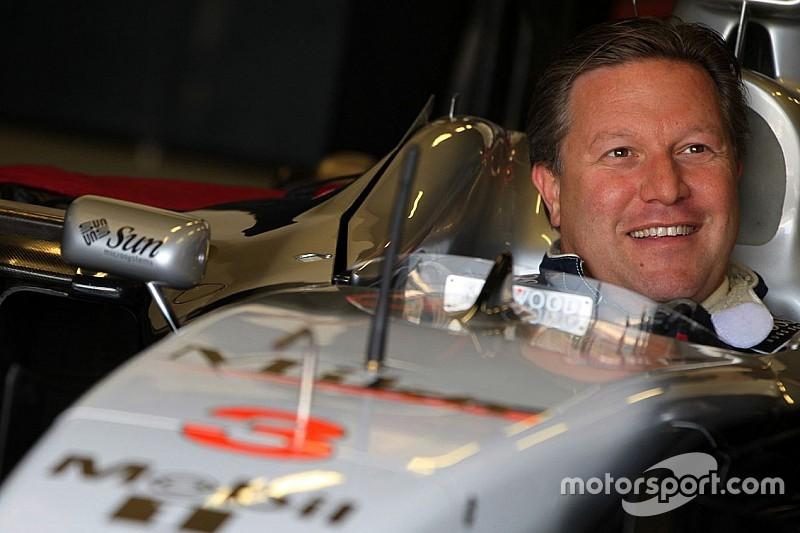 Zak Brown resmi jabat direktur eksekutif McLaren yang baru
