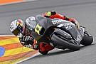 Moto2 Bildergalerie: Sandro Cortese testet sein neues Moto2-Bike