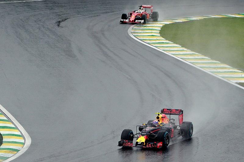 Феттель написал Ферстаппену по поводу гонки в Бразилии