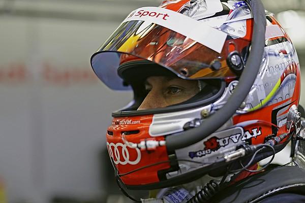 Duval y De Vries, con Audi en los test del DTM
