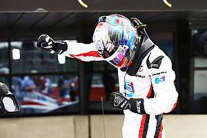 GP3 Отчет о квалификации Элбон выиграл заключительную квалификацию сезона