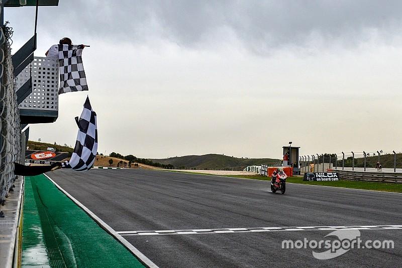 Portimao returns on provisional 2017 World Superbike calendar