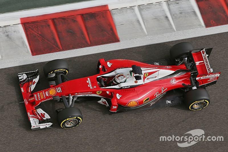 """Vettel: """"No estoy preocupado por la avería"""""""