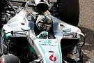 Rosberg n'a pu qu'observer la performance de Hamilton