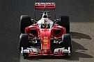 Vettel baalt: