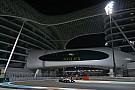 In beeld: Startopstelling Grand Prix Abu Dhabi
