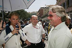 Fórmula 1 Artículo especial Los Rosberg repiten la hazaña de los Hill