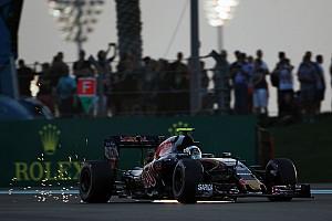 Formule 1 Actualités Toro Rosso