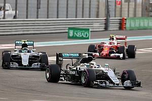 Formule 1 Réactions Lauda ne sait pas quoi penser du ralentissement de Hamilton