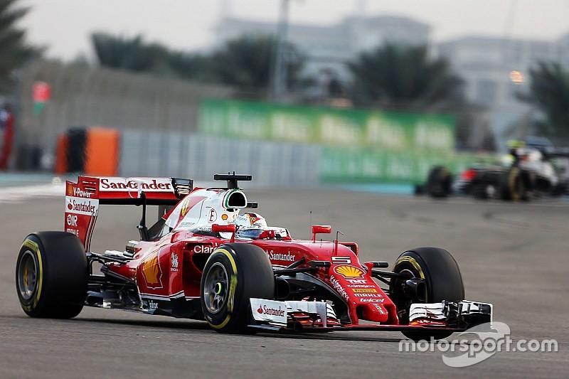 Феттеля признали лучшим гонщиком Гран При Абу-Даби