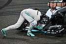 Росберг «не насолоджувався» гонкою в Абу-Дабі