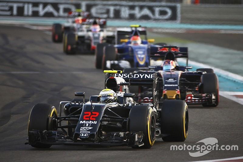 Button resta importancia al abandono en su última carrera