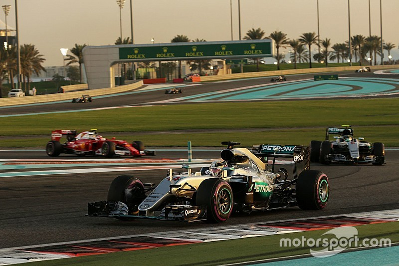 "Mercedes: Maßnahmen gegen Lewis Hamilton nach ""Anarchie"" in Abu Dhabi?"