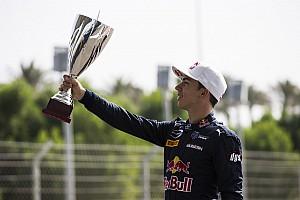 FIA F2 News GP2 in Abu Dhabi: Pierre Gasly wird Meister