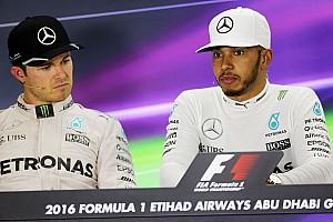 F1 Comentario ¿La actuación final de Hamilton en 2016 lo atormentará en el futuro?