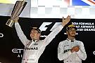 Villeneuve - Hamilton a fait en sorte que Rosberg soit un beau champion