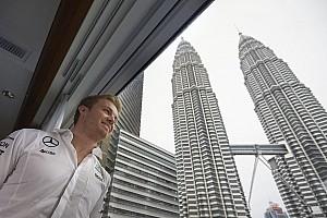 F1 Noticias de última hora Galería: El campeón Rosberg celebra su título en Kuala Lumpur