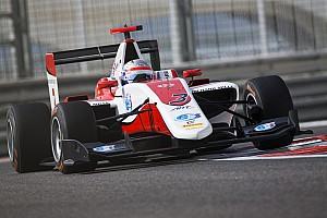 GP2 Laporan tes Albon tercepat di hari kedua tes akhir musim GP2