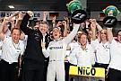 Relembre carreira de Nico Rosberg em números e imagens