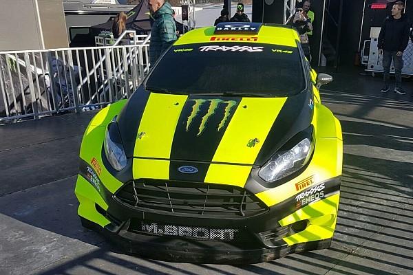 Фотогалерея: Ford Fiesta RS WRC Валентино Россі