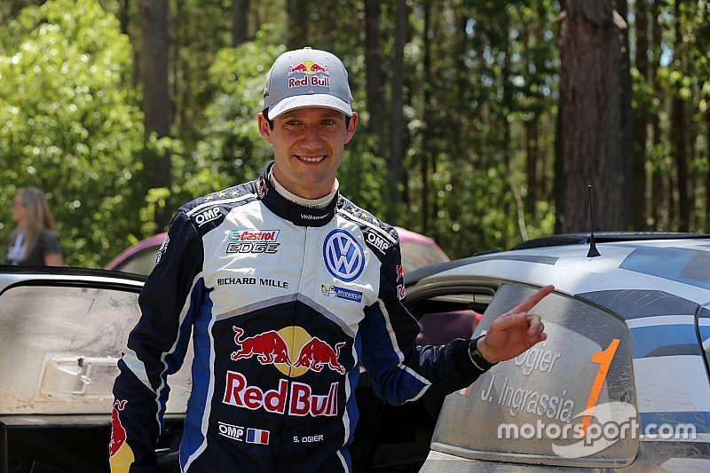 "Rallye-Weltmeister Sebastien Ogier ""will es nochmal wissen"""