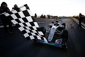 Formel 1 Feature Bildergalerie: Mercedes verabschiedet Nico Rosberg in Sindelfingen
